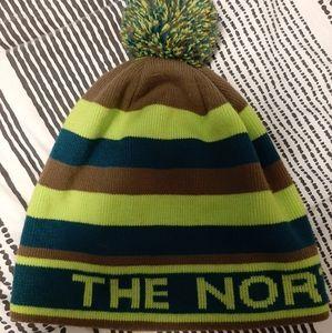 The North Face bennie ski snowboard hat